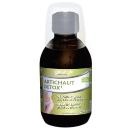 Cura Drenante y Detoxificante con Alcachofa – 200 ml