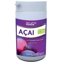 Cure Açaï - Programme minceur - 15 jours