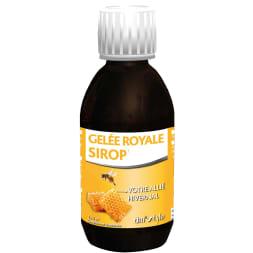 Sirop de gelée royale – Fortifiant & revitalisant – 125 ml