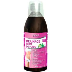 Boisson drainante - Perte de poids - Saveur mojito - 25 jours - 500 ml