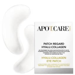 Patch regard au collagène & à l'acide hyaluronique - 2 patchs