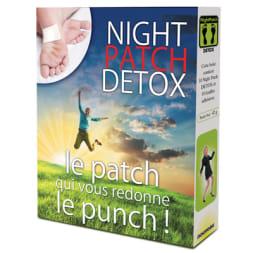Patchs détoxifiants - Nuit