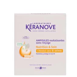Ampoules Cheveux secs -  Nutrition &  Soin - 5 x 10 ml