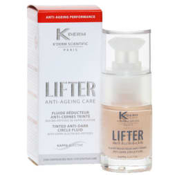 Fluide réducteur anti-cernes - Contour des yeux - 15 ml