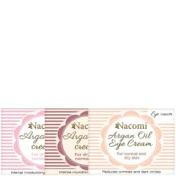 Coffret pour le visage - Argan oil - 3 produits