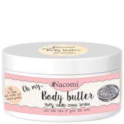 Beurre nourrissant – Vanilla Creme Brulee - Corps - 100 ml