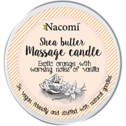 Bougie de massage - Shea butter - 150 g