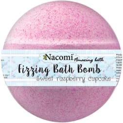 Boule de bain effervescente - Sweet raspberry cupcake - 130 g