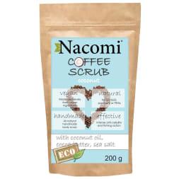 Gommage au café hydratant & raffermissant – Noix de coco - Corps - 200 g