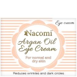 Crème contour des yeux - Huile d'argan - Peaux normales à sèches - 15 ml