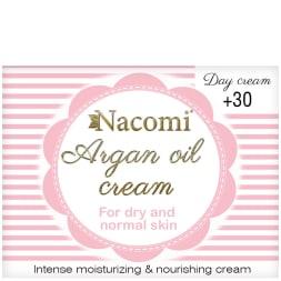 Crème de jour hydratante - Huile d'argan - Peaux normales à sèches 30 ans et + - 50 ml
