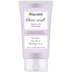 Gommage visage hydratant & éclaircissant - Peaux normales à sèches  - 85 ml