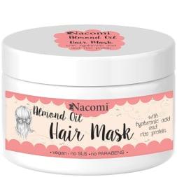 Masque - Huile d'amande - Tous types de cheveux - 200 ml
