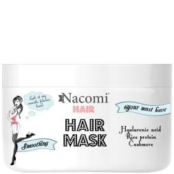Masque hydratant & lissant à la kératine - Cheveux secs & abîmés - 200 ml