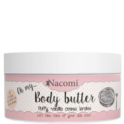 Beurre nourrissant - Vanilla Creme Brulee - Corps - 100 ml