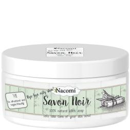 Savon noir 100% naturel – Visage & corps - 100 ml