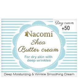 Crème de jour hydratante – Beurre de karité - Peaux normales à sèches 50 ans et + - 50 ml