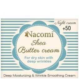 Crème de nuit hydratante – Beurre de karité - Peaux normales à sèches 50 ans et + - 50 ml