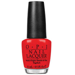 Vernis à ongles - Red My Fortune Cookie - 15 ml