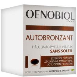 Cure autobronzante - 1 mois - 30 capsules