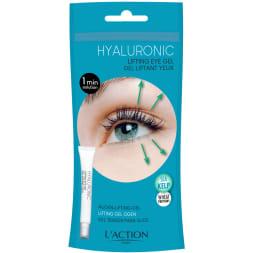 Gel Lifting con Proteínas de Soja y Ácido Hialurónico Contorno de Ojos – 15 ml