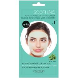 Masque hydratant aloe vera - Tous types de peaux - 24 g