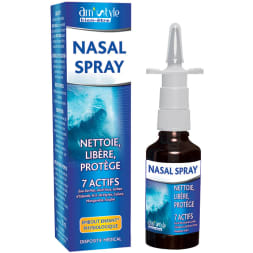 Spray Nasal con Agua de Mar & Alore Vera - 50 ml
