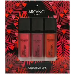 Kit Color my lips - Lèvres - 3 produits