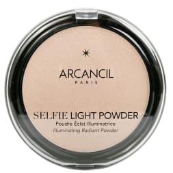 Poudre éclat illuminatrice - Selfie Light Powder - Perle de rose