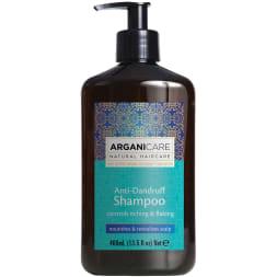 Shampoing traitant & rééquilibrant antipelliculaire - Argan - 400 ml