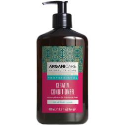 Après-shampoing à la kératine - Tous types de cheveux - 400 ml