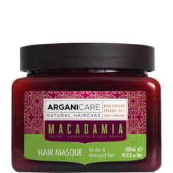 Masque réparateur - Argan & macadamia – Cheveux secs & abîmés - 500 ml
