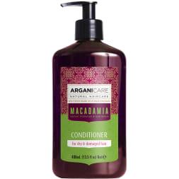 Après-shampoing réparateur - Argan & macadamia – Cheveux secs & abîmés - 400 ml