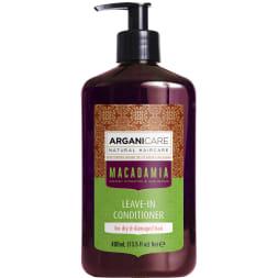 Soin réparateur sans rinçage - Argan & macadamia – Cheveux secs & abîmés - 400 ml
