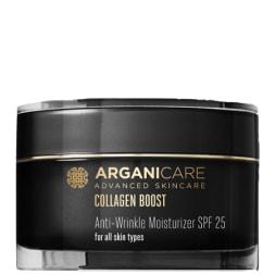 Crème anti-rides hydratante SPF 25 au collagène - Peaux matures - 50 ml