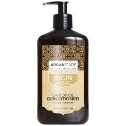 Après-shampoing reconstructeur – Huile de ricin bio – Tous types de cheveux – 400 ml