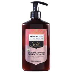 Après-shampoing restructurant à la protéine de soie - Cheveux secs & ternes - 400 ml