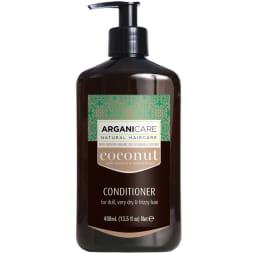 Après-shampoing nourrissant - Huile de coco bio - Cheveux ternes, très secs & frisés - 400 ml
