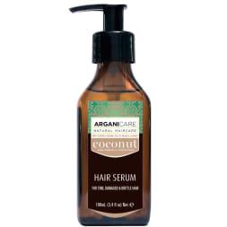Sérum réparateur - Huile de coco bio - Cheveux ternes, très secs & frisés - 100 ml
