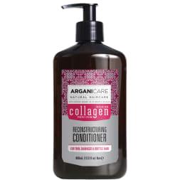 Après-shampoing réparateur au collagène - Cheveux fins, dévitalisés & sans volume - 400 ml