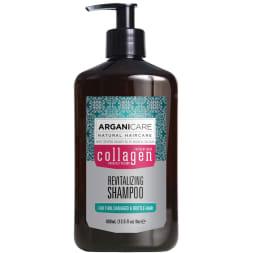 Shampoing revitalisant au collagène - Cheveux fins, dévitalisés & sans volume - 400 ml