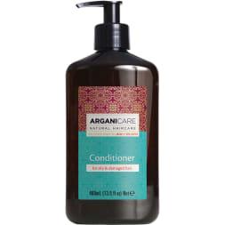 Après-shampoing nourrissant & hydratant - Argan - Cheveux secs & abîmés – 400 ml