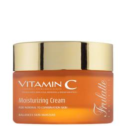 Crème de jour hydratante à la vitamine C - Peaux normales à mixtes - 50 ml