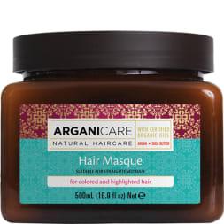 Masque nourrissant réparateur - Argan - Cheveux colorés – 500 ml