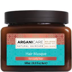 Masque nourrissant réparateur - Argan - Cheveux bouclés – 500 ml