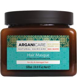 Masque nourrissant réparateur - Argan - Cheveux secs & abîmés - 500 ml