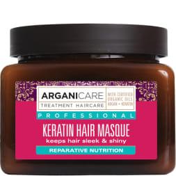 Masque nourrissant réparateur à la kératine - Tous types de cheveux – 500 ml