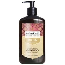 Shampoing accélérateur de pousse – Huile de ricin bio - Tous types de cheveux - 400 ml