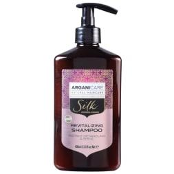 Shampoing revitalisant à la protéine de soie - Cheveux secs & ternes - 400 ml