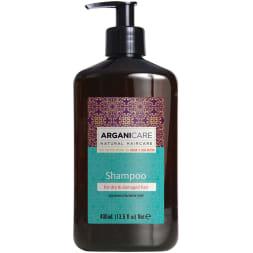 Shampoing nourrissant & hydratant - Argan - Cheveux secs & abîmés – 400 ml